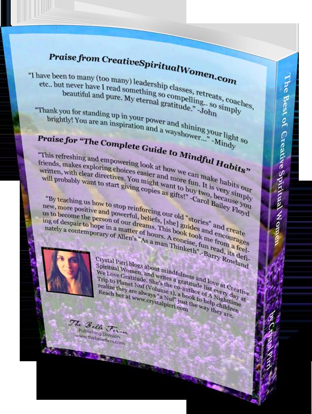 Back - Best of Creative Spiritual Women