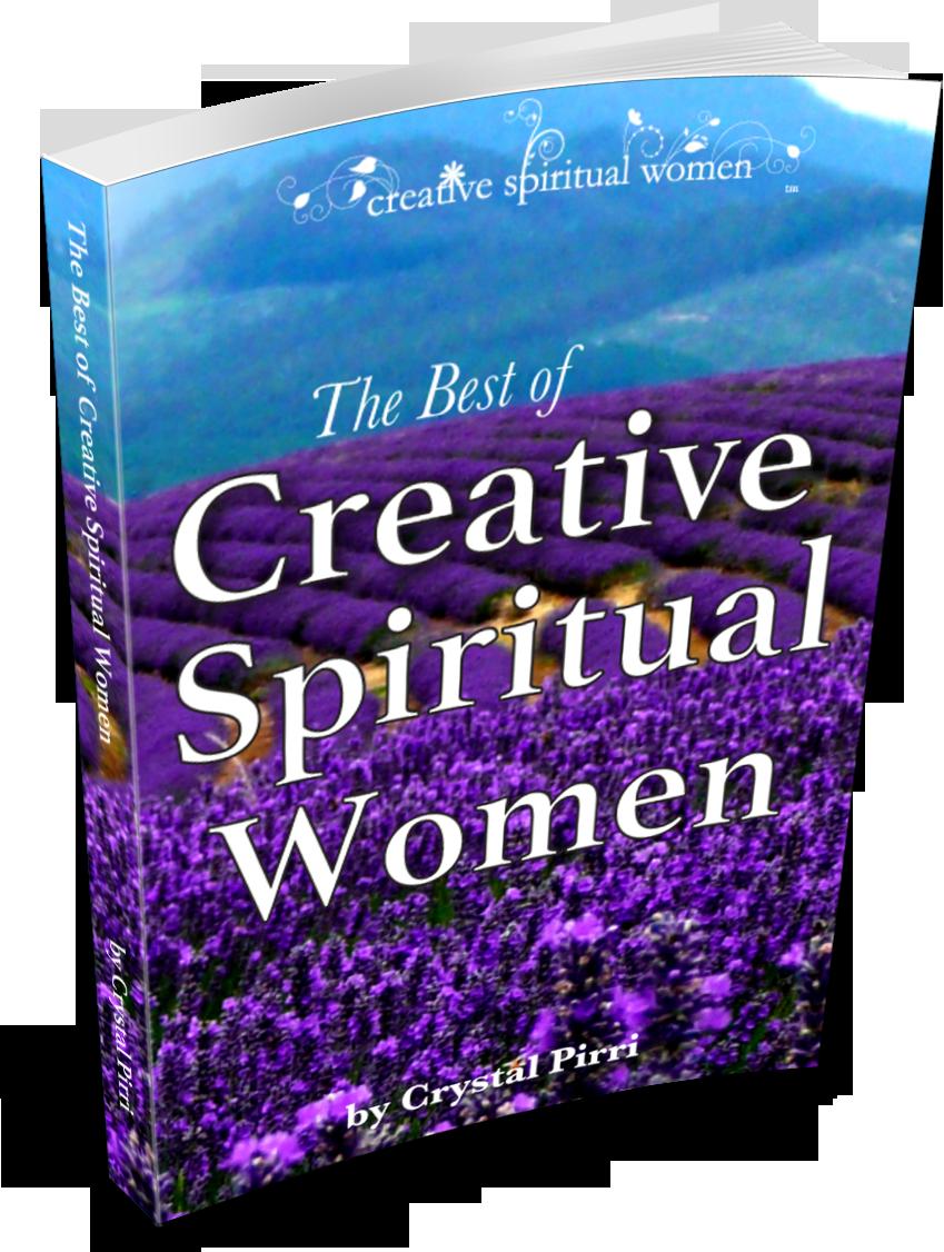 Front- Best of Creative Spiritual Women