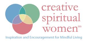 Creative Spiritual Women header image