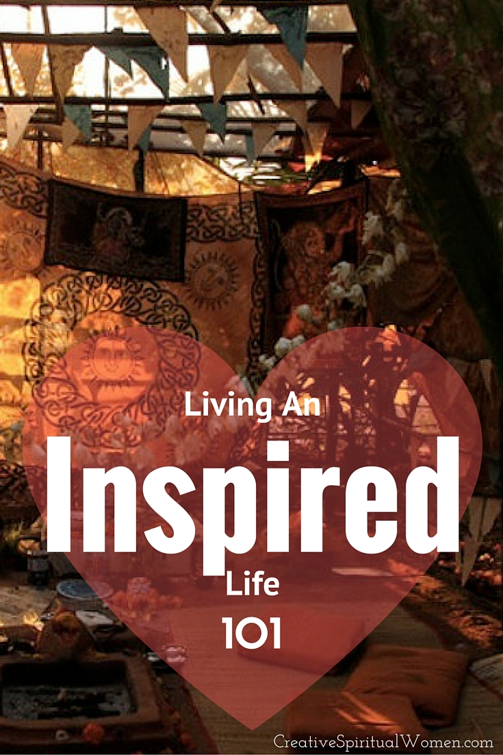 Living an Inspired Life (1)
