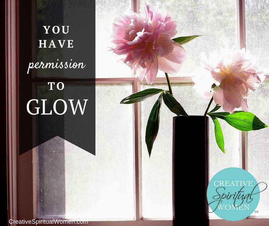 permission-to-glow